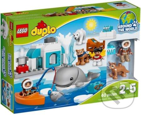 LEGO DUPLO Town 10803 Arktída -