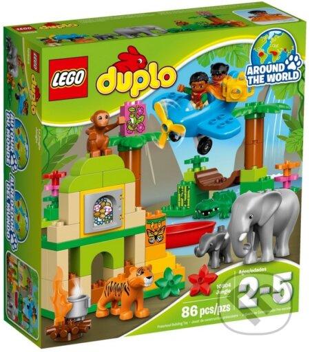LEGO DUPLO Town 10804 Džungľa -