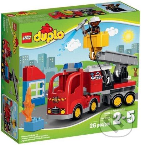 LEGO DUPLO Town 10592 Hasičské auto -