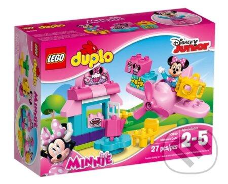 LEGO DUPLO Disney TM 10830 Minnie a kaviareň -