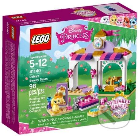 LEGO Disney Princezny 41140 Daisyin salón krásy -