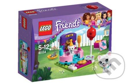 LEGO Friends 41114 Styling na párty -