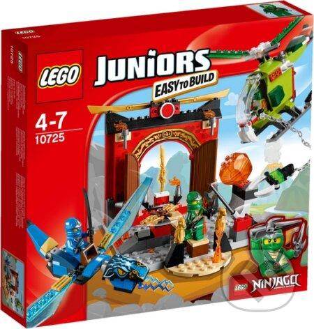 LEGO Juniors 10725 Stratený chrám -