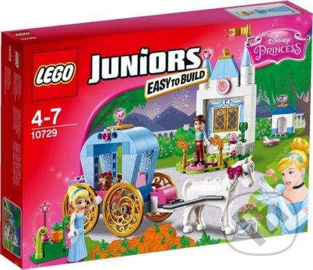 LEGO Juniors 10729 Popoluškin kočiar -