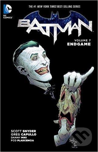 Batman: Endgame - Scott Snyder, Greg Capullo