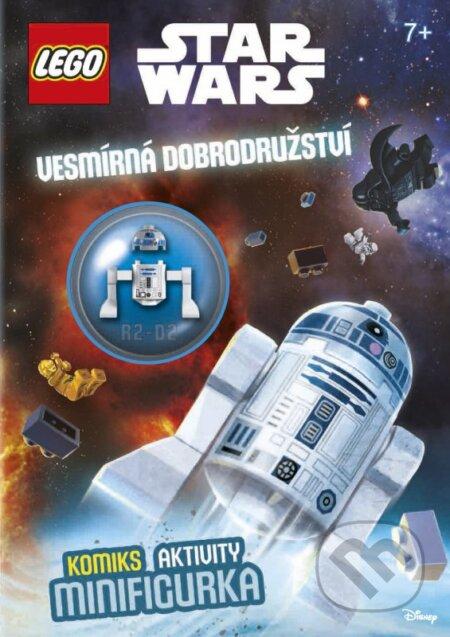 LEGO Star Wars: Vesmírná dobrodružství -