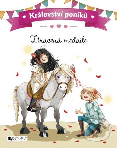 Království poníků - Ztracená medaile - Juliette Parachini-Deny