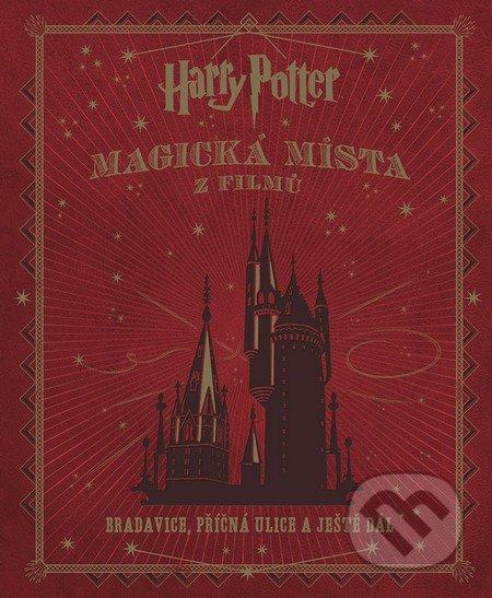 Harry Potter: Magická místa z filmů - Jody Revenson
