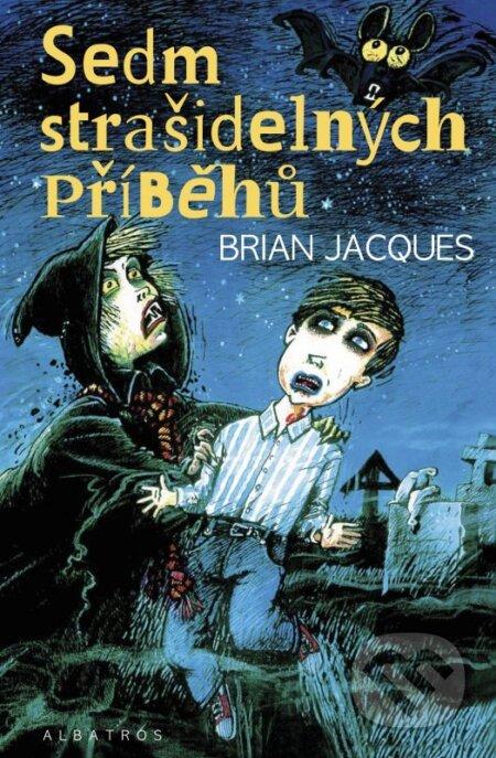 Sedm strašidelných příběhů - Brian Jacques
