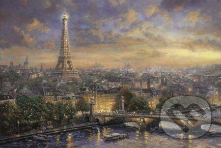 Paris, Mesto lásky - Thomas Kinkade
