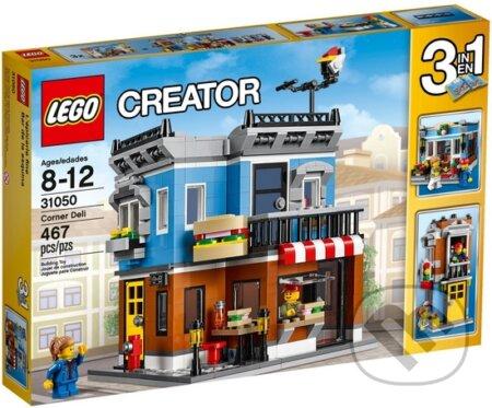 LEGO Creator 31050 Občerstvenie na rohu -
