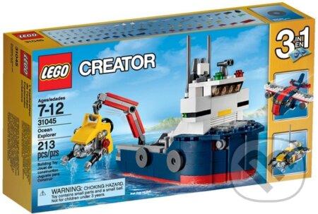LEGO Creator 31045 Prieskumník oceánu -