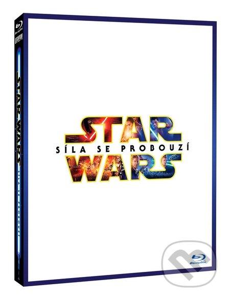 Star Wars: Síla se probouzí Limitovaná edice Lightside BLU-RAY