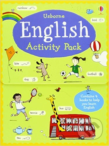 English Activity Pack - Not Known