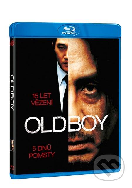 Old Boy BLU-RAY