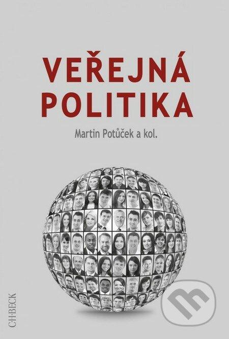 Veřejná politika - Martin Potůček, Veronika Rudolfová