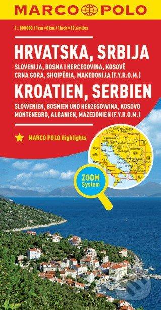 Hrvatska, Srbija / Kroatien, Serbien -