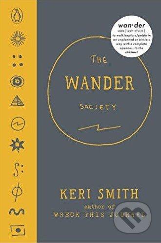 The Wander Society - Keri Smith