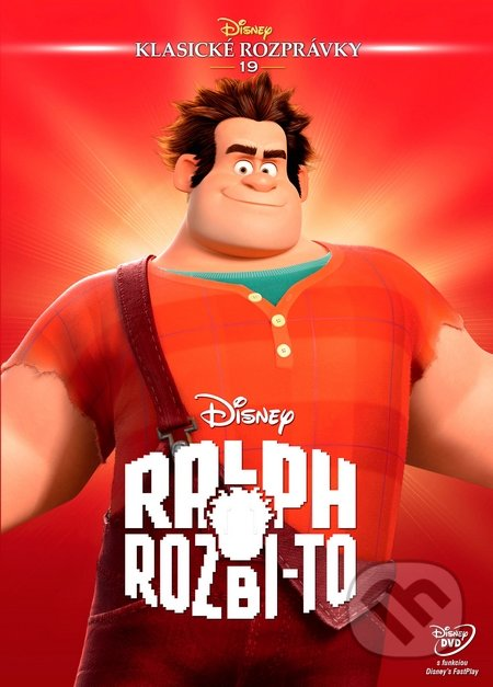 Ralph Rozbi-to DVD