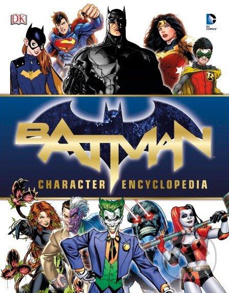 Batman Character Encyclopedia -