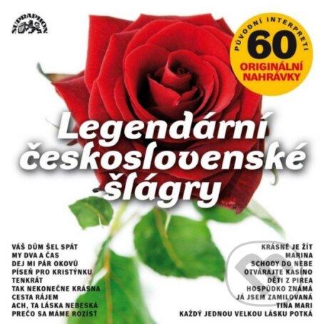 Legendární československé šlágry - Various Artists