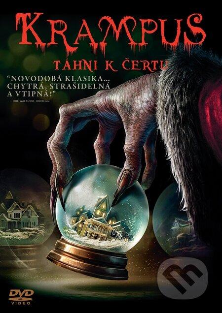 Krampus: Táhni k čertu DVD