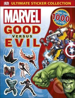 Marvel Good Versus Evil -