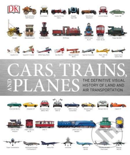 Cars, Trains & Planes -