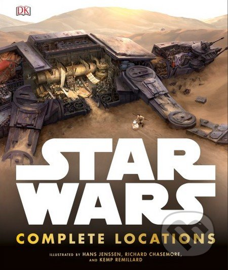 Star Wars: Complete Locations -