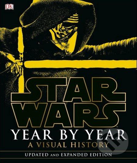 Star Wars Year by Year -