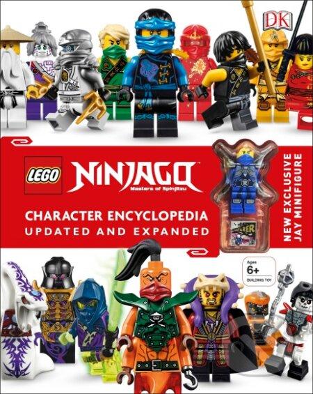 LEGO NINJAGO Character Encyclopedia -