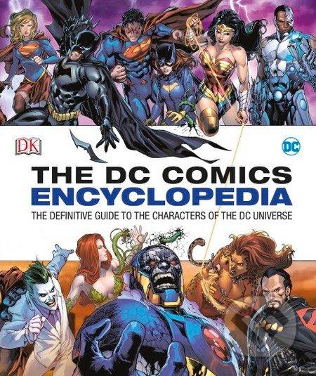 The DC Comics Encyclopedia - Daniel Wallace