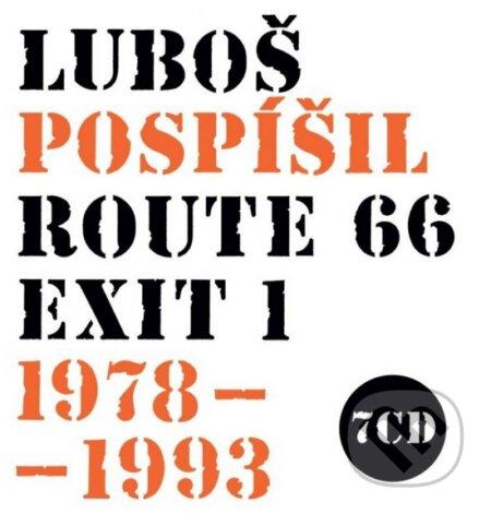 Luboš Pospíšil: Route 66 - Exit 1 (1978-1993) - Luboš Pospíšil