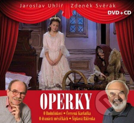 Zdeněk Svěrák, Jaroslav Uhlíř : Operky - Zdeněk Svěrák, Jaroslav Uhlí