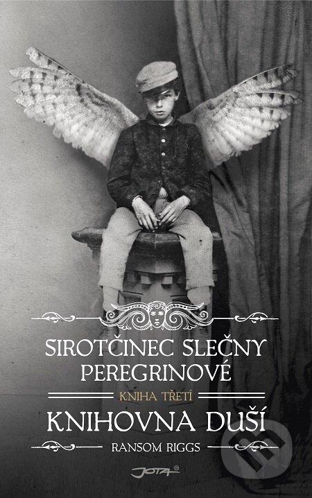 Sirotčinec slečny Peregrinové 3: Knihovna duší - Ransom Riggs
