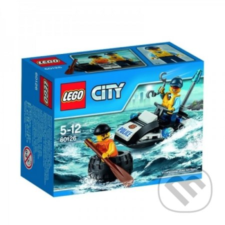 LEGO City Police 60126 Únik v pneumatike -