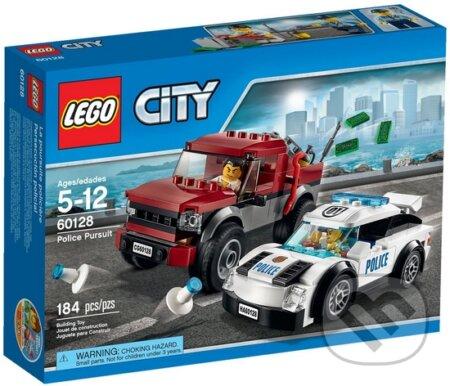 LEGO City Police 60128 Policajná naháňačka -