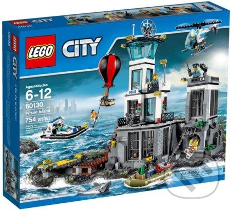 LEGO City Police 60130 Väzení na ostrove -