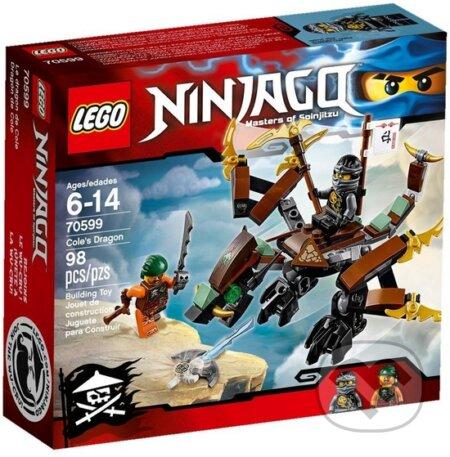 LEGO Ninjago 70599 Coleov drak -
