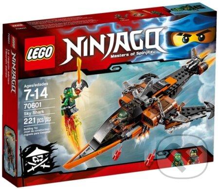 LEGO Ninjago 70601 Žraločí letún -