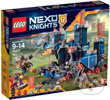 LEGO Nexo Knights 170317 Fortrex -