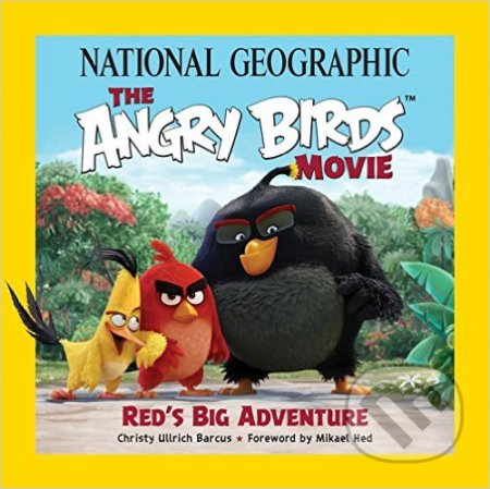 The Angry Birds Movie - Christy Ullrich Barcus