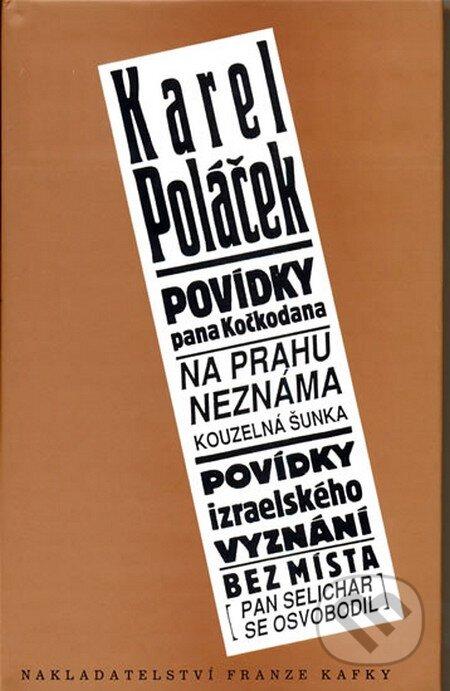 Kniha povídek - Karel Poláček
