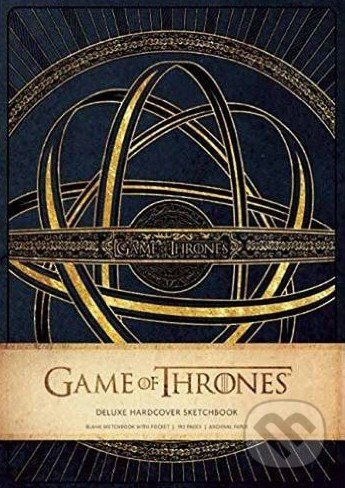 Game of Thrones: Deluxe Hardcover Sketchbook -