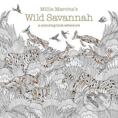Millie Marotta\'s Wild Savannah - Millie Marotta