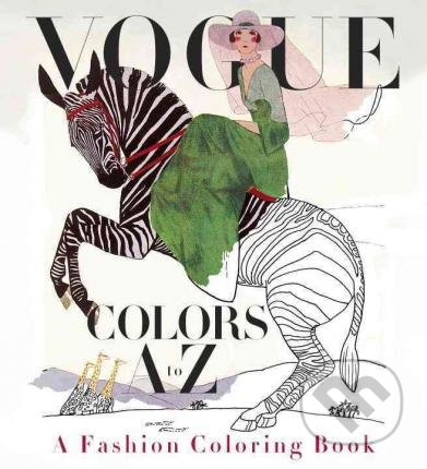 Vogue Colors A to Z - Valerie Steiker