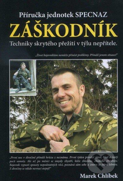 Záškodník - Marek Chlíbek