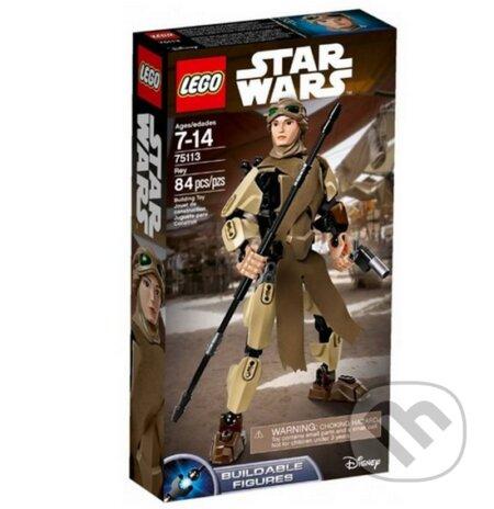 LEGO Star Wars TM - akční figurky 75113 Rey -