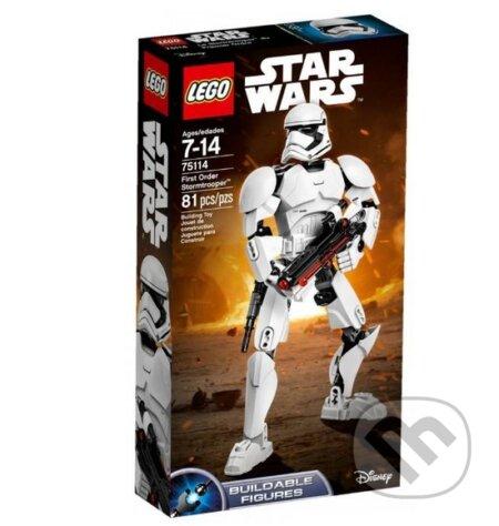 LEGO Star Wars TM - akční figurky 75114 Stormtrooper -