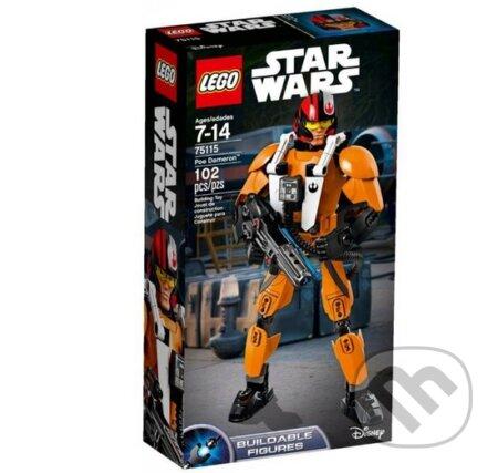 LEGO Star Wars TM - akční figurky 75115 Poe Dameron -